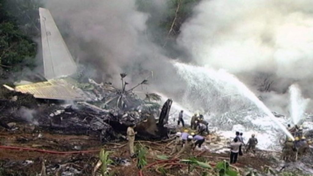 The worst Air India plane crashes India has seen 2010