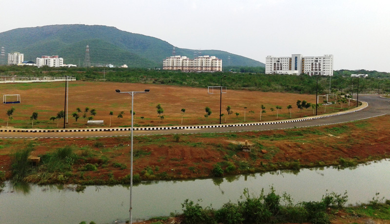Indian-Institute-of-technology-Bhubaneswar-Utkal-Today-campus view