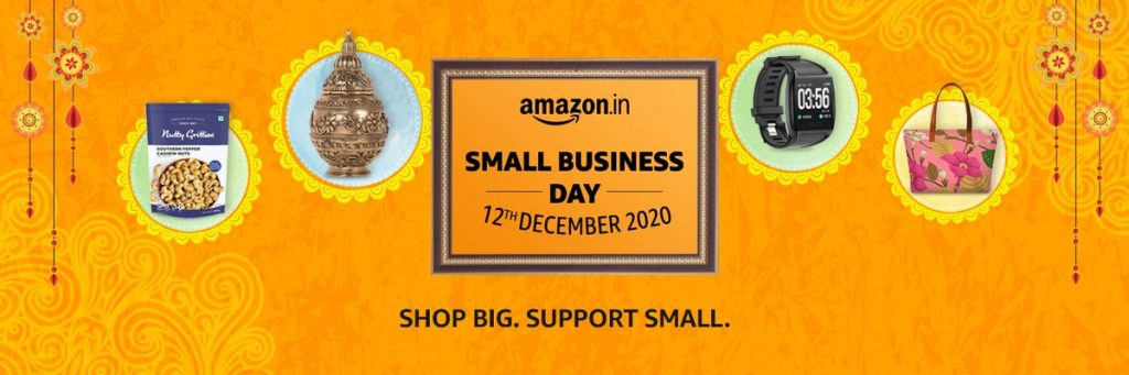 Amazon-Small-Business-Day-Utkal-Today