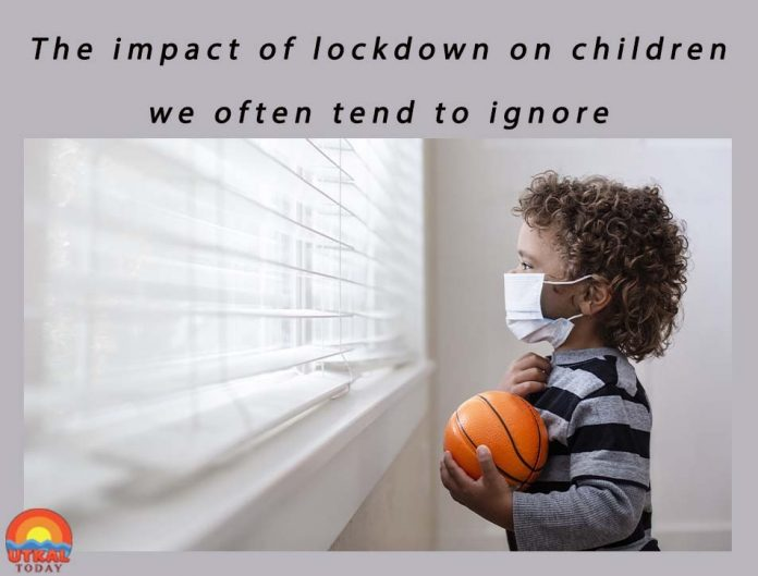 impact-of-lockdown-on-children-Utkal-Today