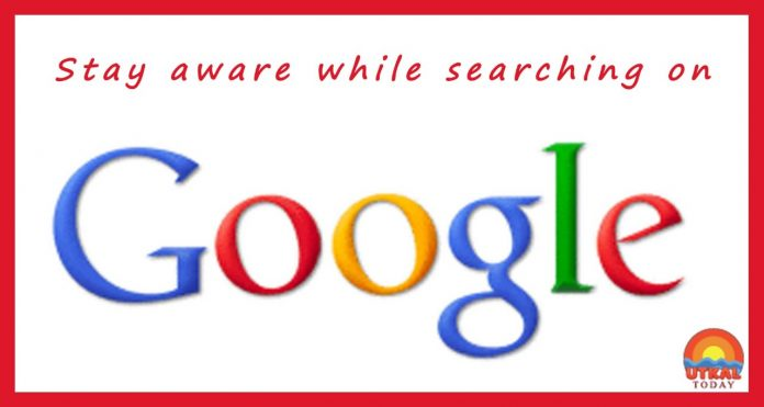things-not-to-search-on-Google-utkal-Today