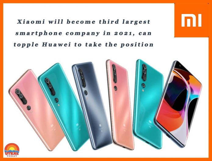 Xiaomi-will-become-the-3rd-largest-smartphone-ut