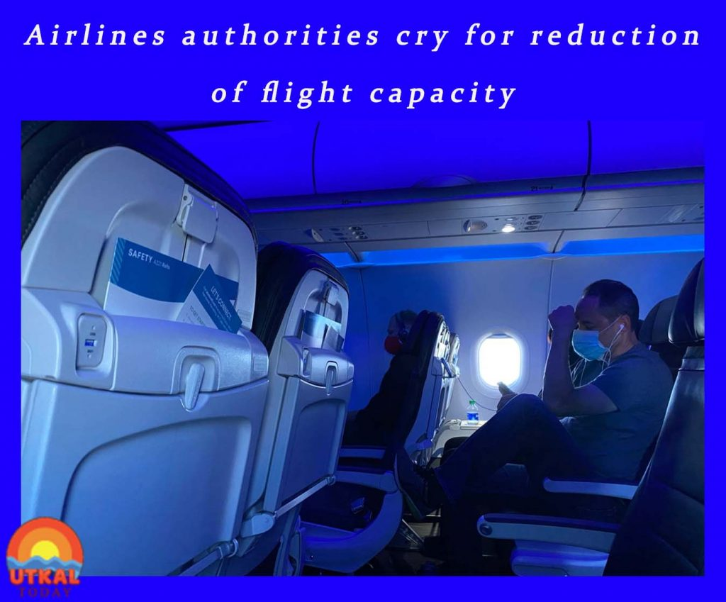 Reduction-of-flight-capacity-ut