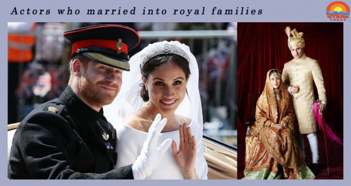 actors-who-married-in-royal-families-Utkal-Today