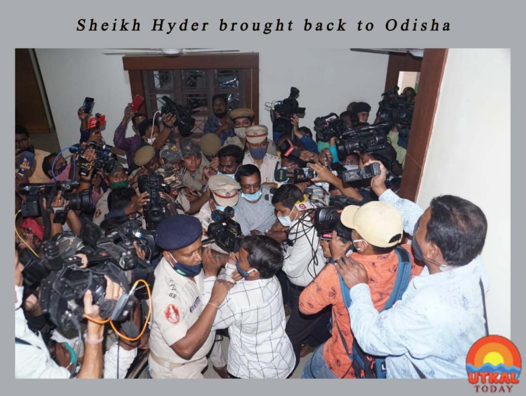 Sheikh-Hyder-has-been-arrested-Utkal-Today