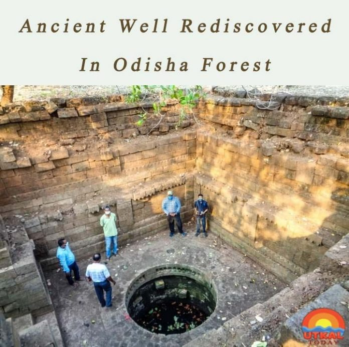 ancient-well-rediscovered-in-Odisha-Utkal-Today