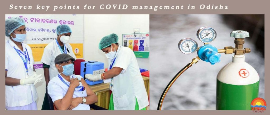 key-points-for-COVID-management- in-Odisha-Utkal-Today