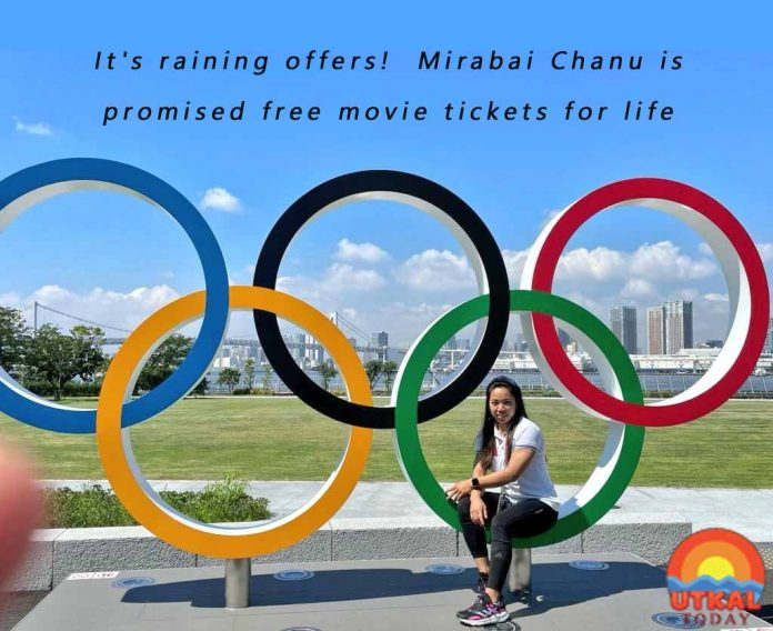 Mirabai-Chanu-is-promised-free-movie-tickets-for-life-cover-utkal-today