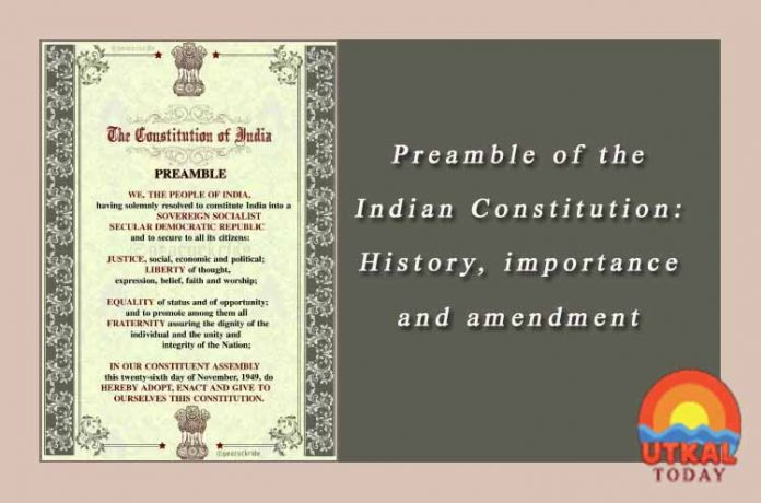 Preamble-of-the-Indian-Constitution-cover-utkal-today